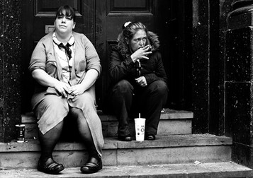 MONO - A Drink and a Smoke by Danny McCaughan (10 marks)