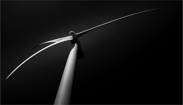 """Wind Turbine"" by John Johnston"