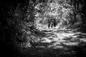MONO - Walking Homewards by Tom Fairley (7.5 marks)