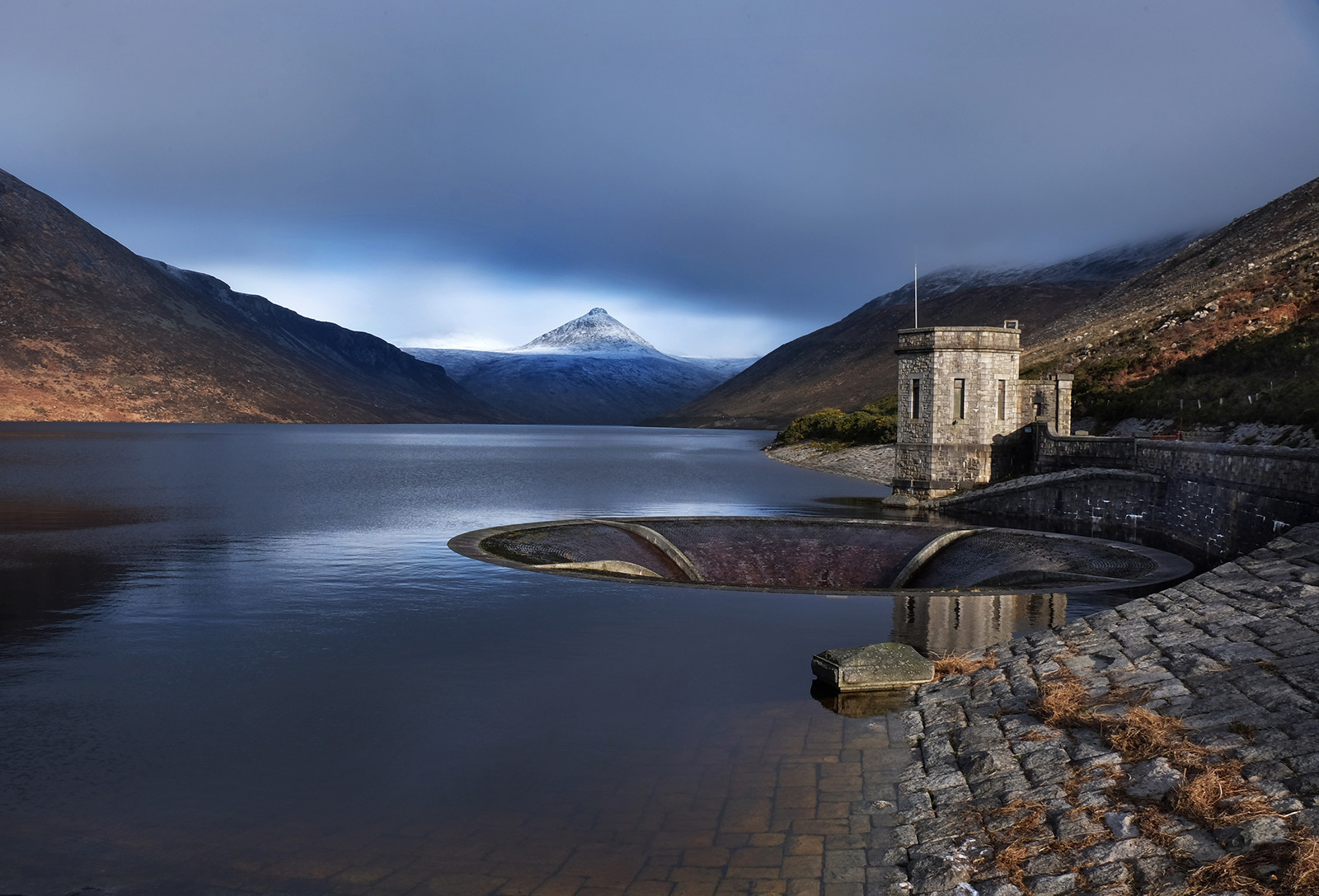 COLOUR - Silent Valley by Brian Mason (11 marks)