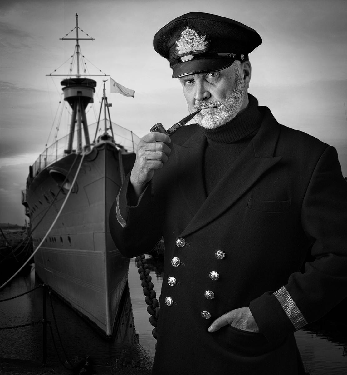 MONO - Captain of my Ship by Sian Kerr (10 marks)