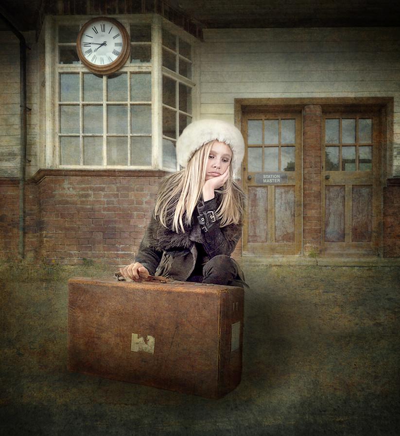 PDI - Still Waiting for the 7-30 by Wanda Mackie (17 marks)