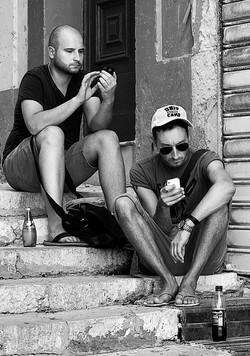 MONO - Texting by Brian Quinn (7 marks)
