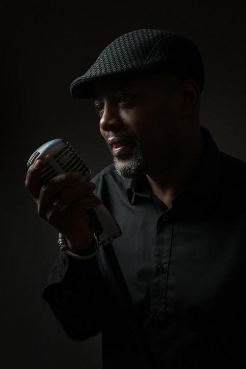 """Blues Singer"" by Darren Brown"