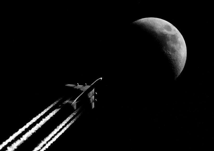 MONO - Fly Me To The Moon - Frank Sinatra by Danny McCaughan (9 marks)