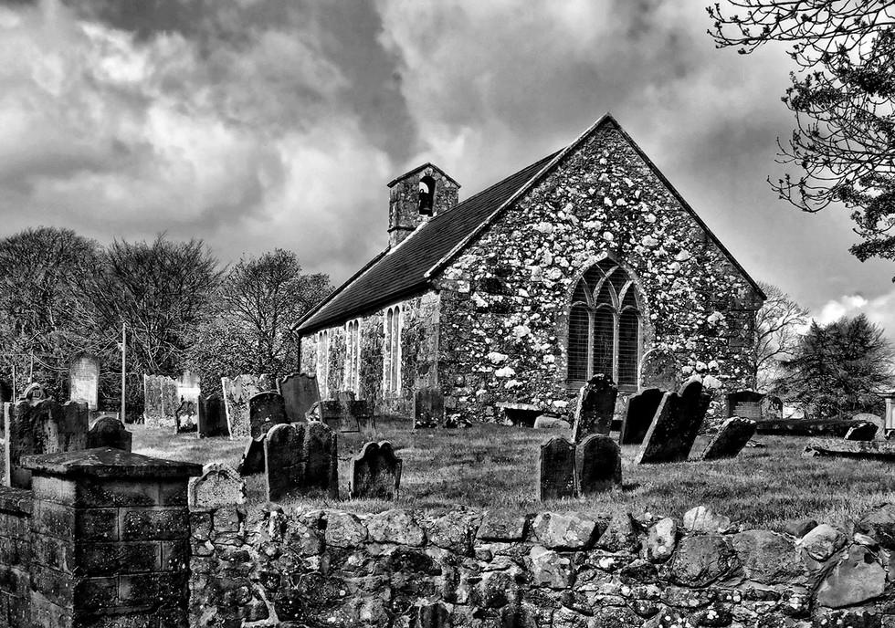MONO - In A Country Churchyard - Chris de Burgh by Brian Quinn (9 marks)