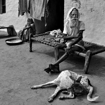 PDI - Trio, India by Kieran D Murray (7.5 marks)