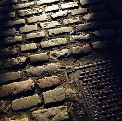 """Glasgow Cobblestones"" by Gary Johnston"