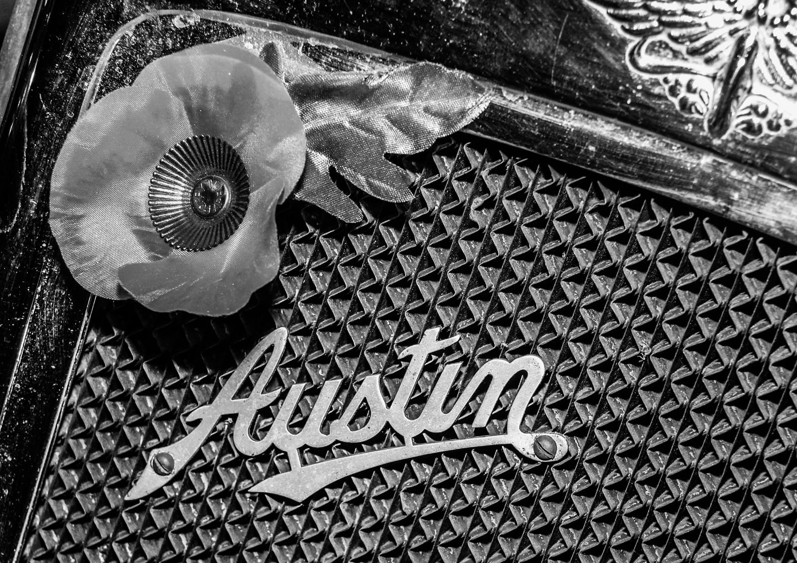 MONO - Austin by Vanessa Eakin (8 marks)