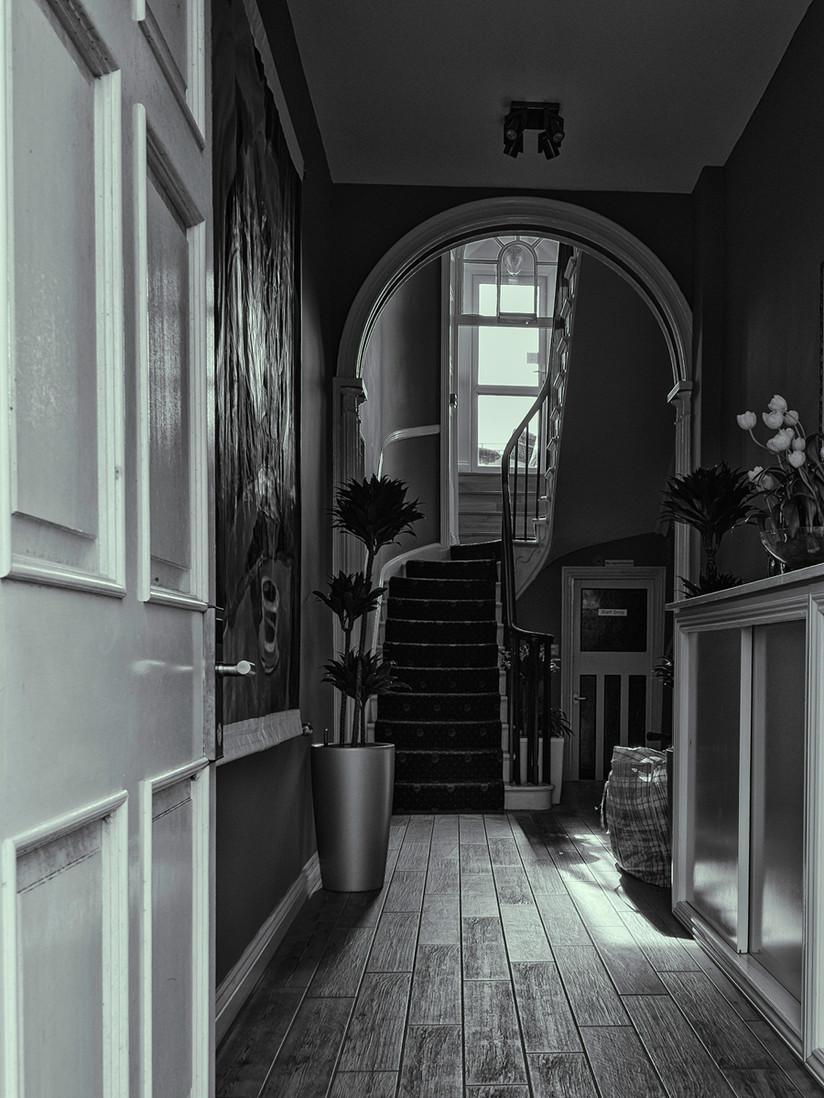 MONO - Doorway by Tom Dalzell (9 marks)