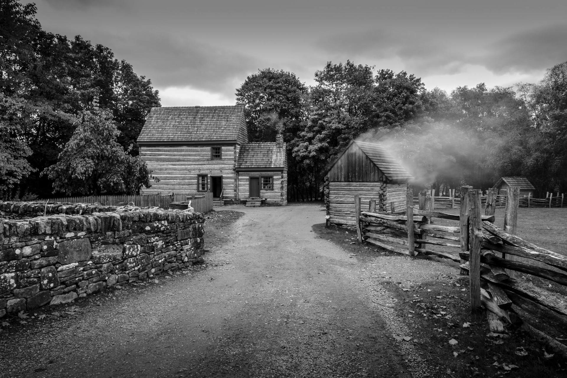 PDI - Smoke House by J Devine (9 marks)