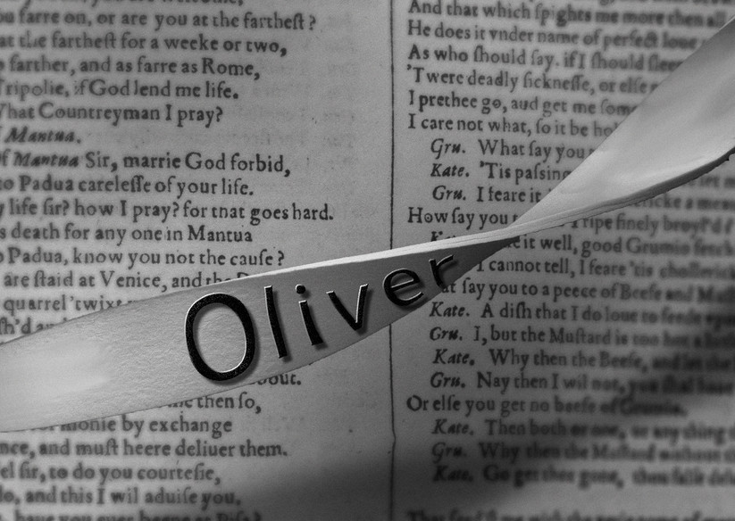 MONO - Oliver Twist - Charles Dickens by Harry Dale (10 marks)