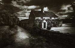 Monochrome Prints - Starred