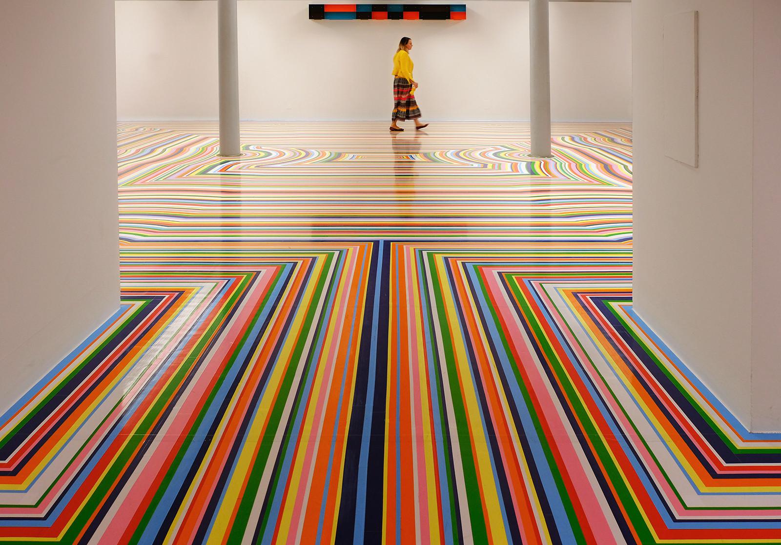 PDI - Stripes by Brian Mason (10.5 marks)