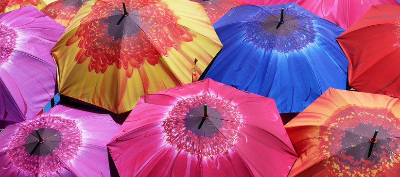 PDI - Blue Umbrella - Steve Goodman by Rowland White (10.5 marks)