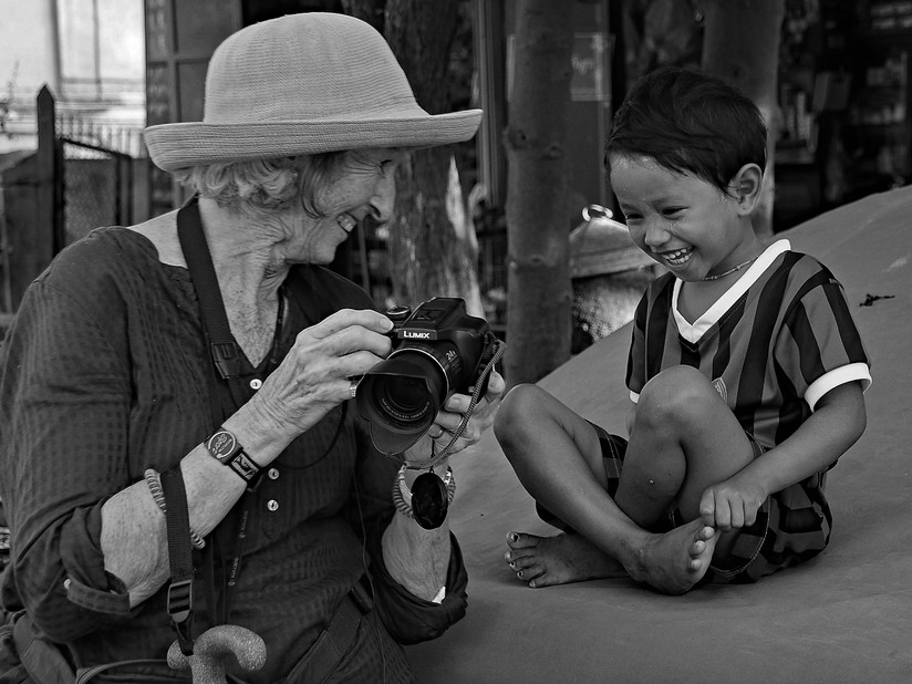MONO - the Joy of Photography by Sam Young (8 marks)