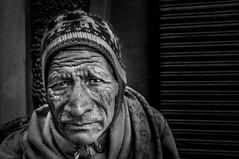 """Street Seller - Kathmandu"" by Ian Lyons"