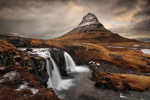 Ribbon-3-Waterfall at Kirkjufell_Gregory McStraw_Banbridge Camera Club.jpg