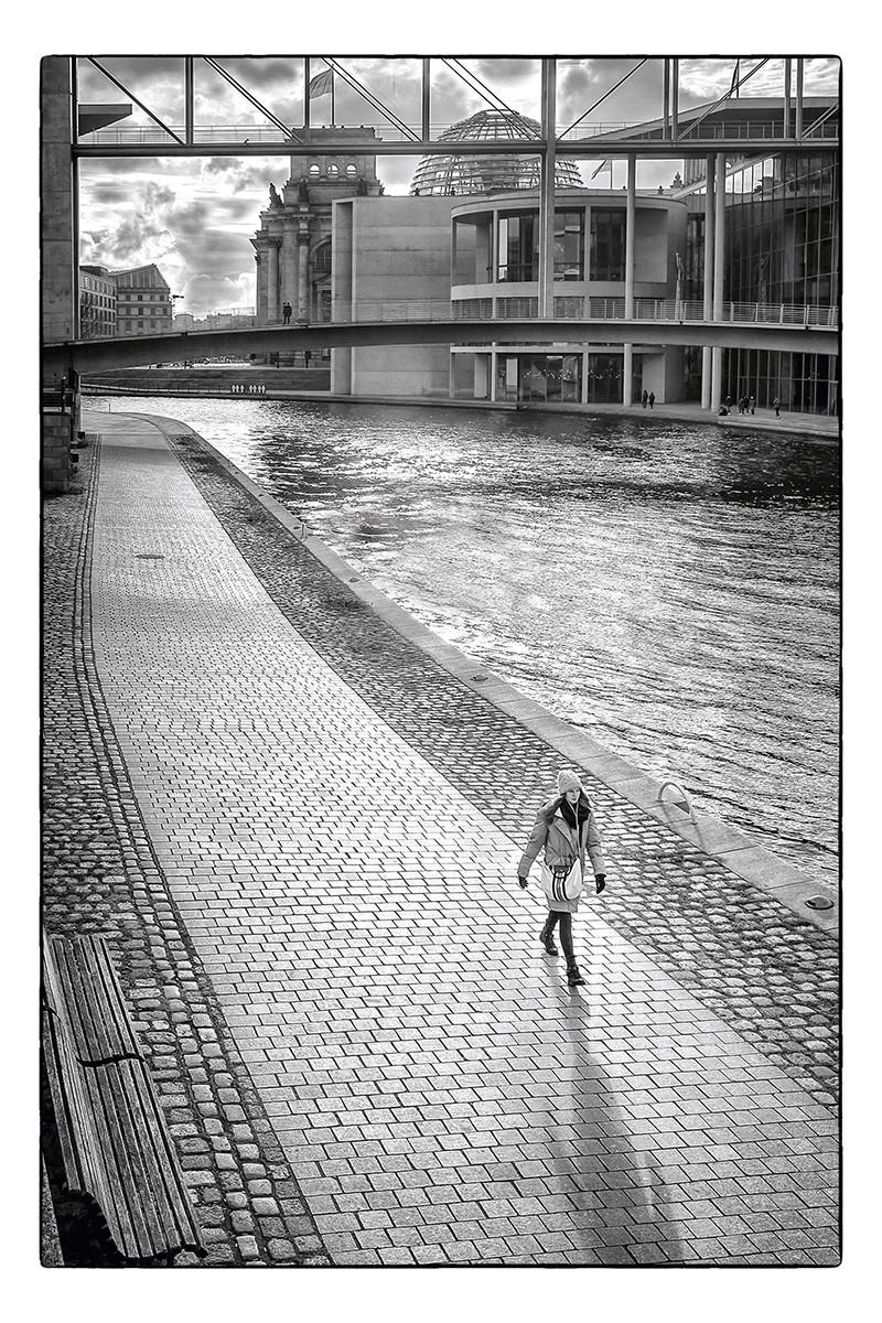 MONO - Alone in Berlin - Hans Fallada by  John Tinman (11 marks)