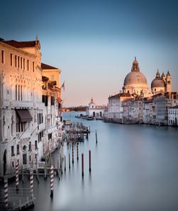 """Venice Twilight"" Hugh Rooney (17 marks)"