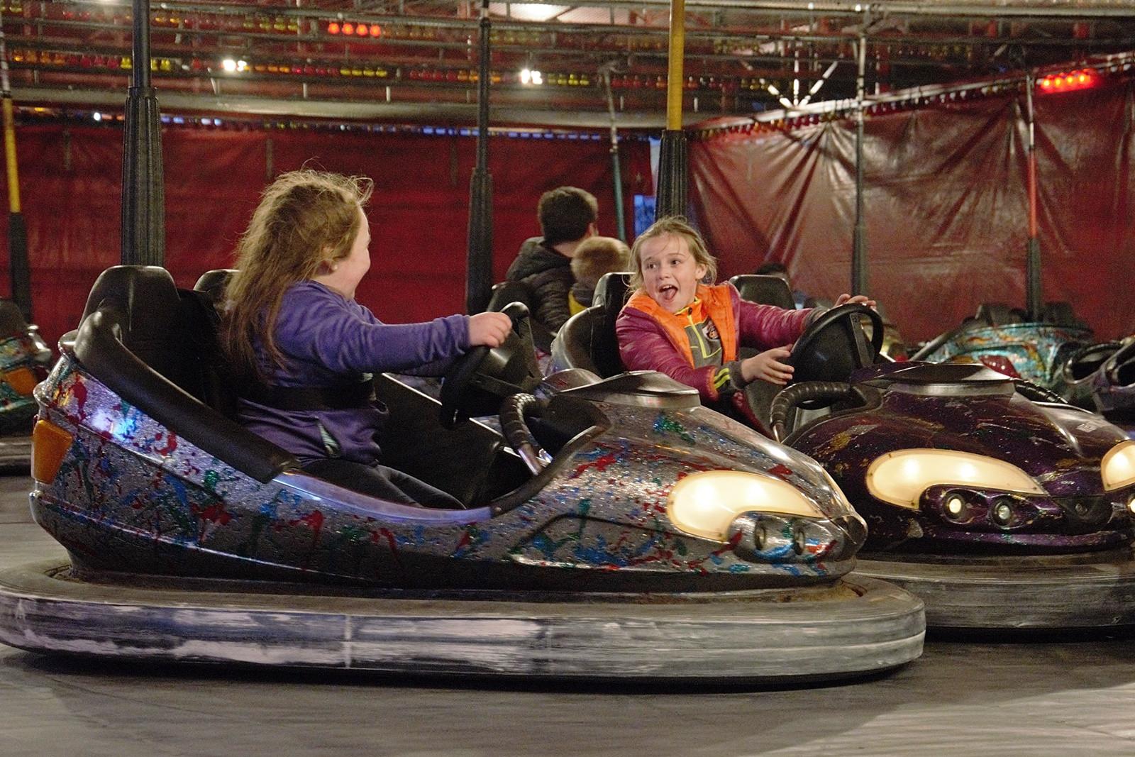 PDI - Fun at the Fair by Caroline Johnston (8 marks)