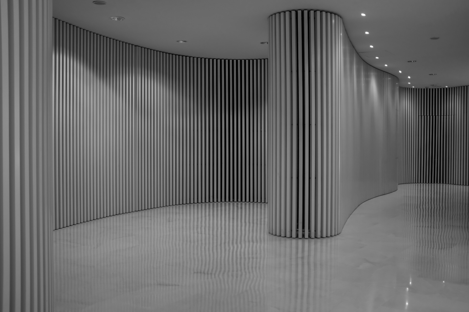 MONO - Corrugated Corridors by Alice Spence Campbell (9 marks)