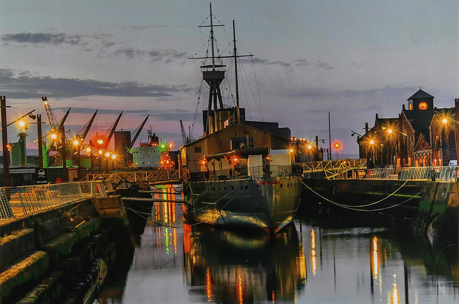 COLOUR - Sweet Caroline - Neil Diamond by David McClements (11 marks)