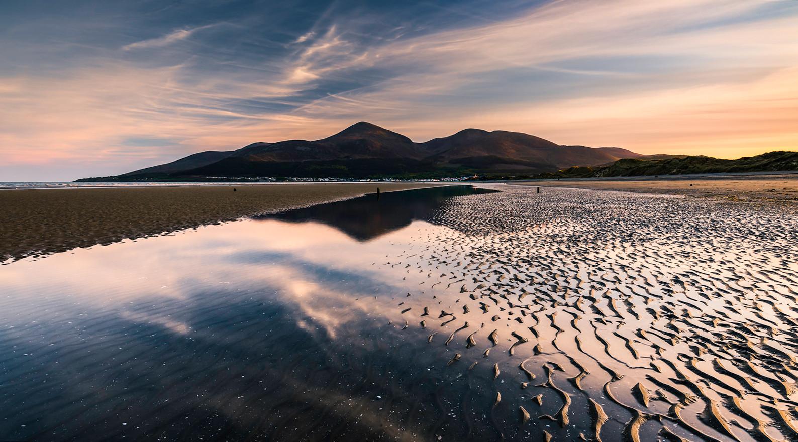 PDI - Murlough Beach by Eddie Graden (10 marks)