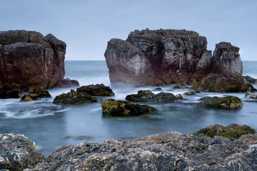 COLOUR - Rock Pool by Mark Edgar (7 marks)