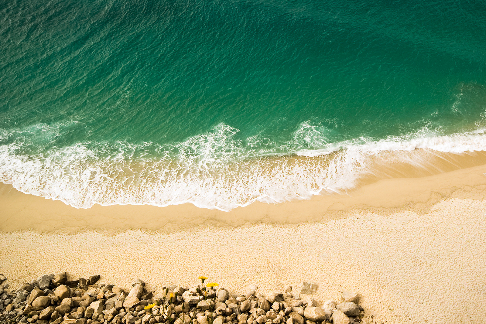 PDI - The Beach by Angela Van Wel (9 marks)