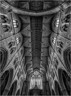 """Cathedral Splendor"" by John Johnson"