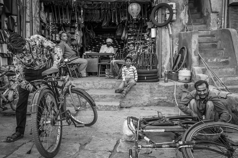 PDI - Bicycle Repairs by Tony McDonnell (15 marks)