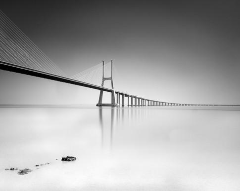 """""""Vasco da Gama Bridge"""" by Hugh Rooney (17 marks)"""
