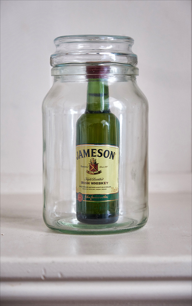COLOUR - Whiskey in the Jar - Thin Lizzy by Cormac McArt (10 marks)