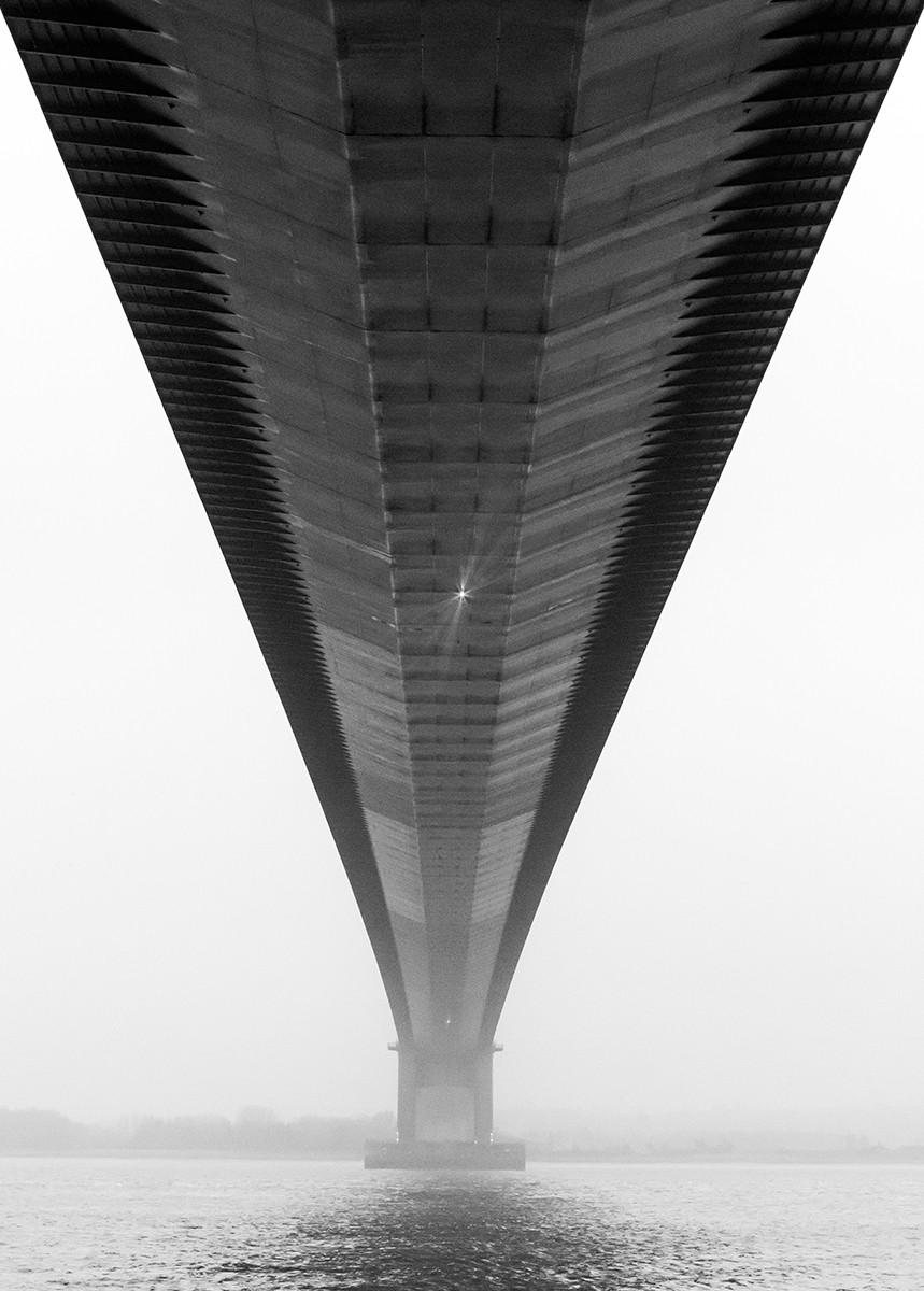 MONO - Humber Fog by David Cadden (8 marks)