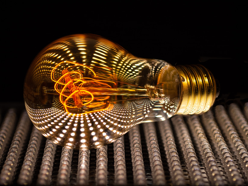 PDI - Lightbulb Reflections by Steve Stewart (11 marks)