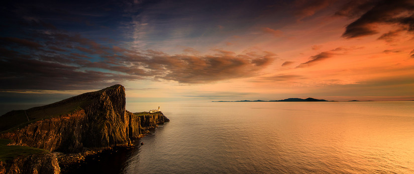 PDI - Neist Point Lighthouse by Roger Eager (12 marks)