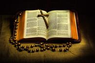 COLOUR - Bible by Gerard Quinn (12 marks)