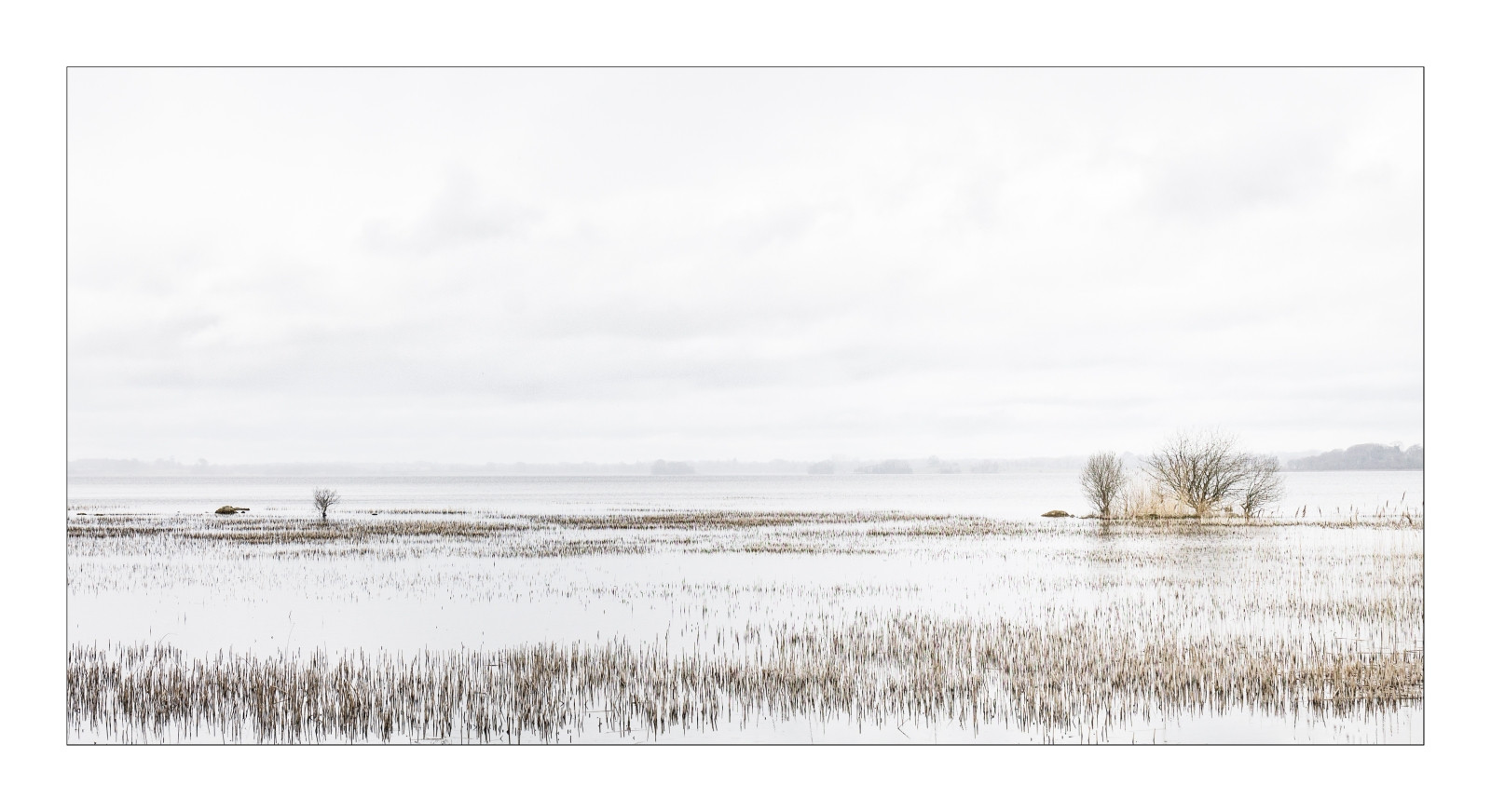 PDI - Lough Ennell by Judith Kimber (9 marks)