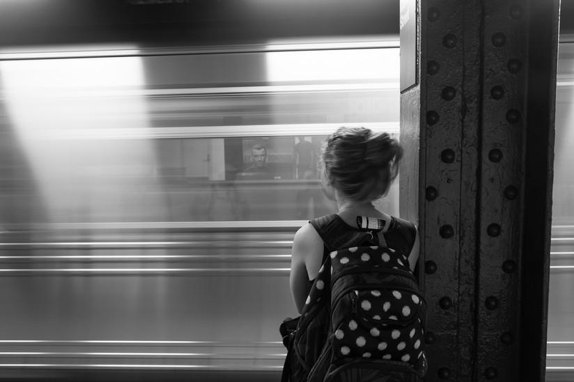 MONO - Subway by Tom Simpson (12 marks)