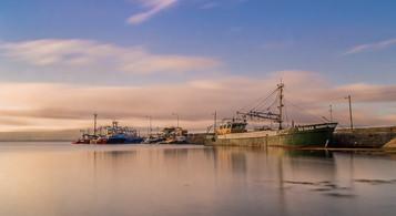 COLOUR - The Fleet by Brendan Esler (9 marks)