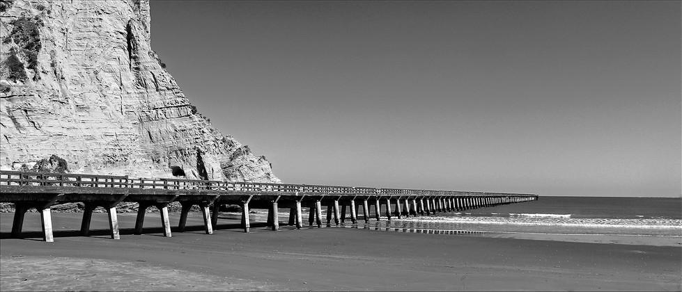 MONO - A Bridge Too Far by Desi Mc Phillips (9 marks)