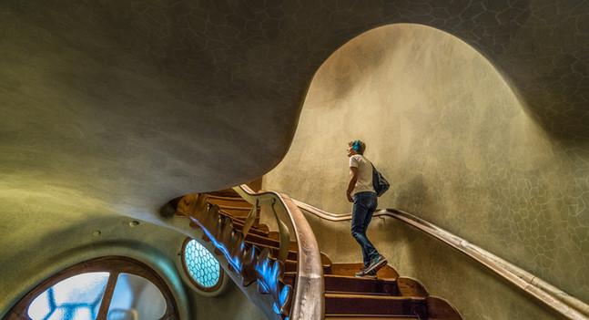 Entering Gaudi's World