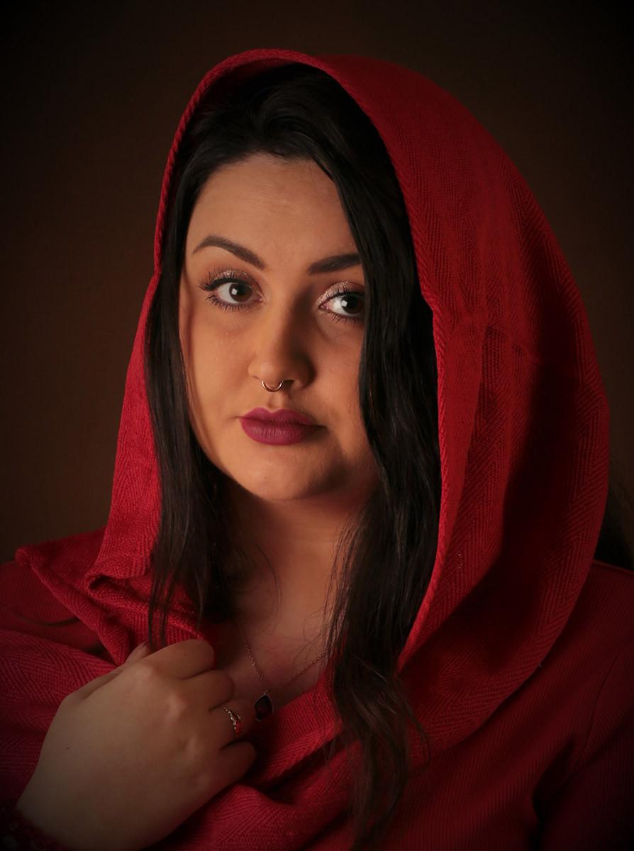 COLOUR - Lady in Red - Chris De Burgh by Vincent McLaughlin (9 marks)