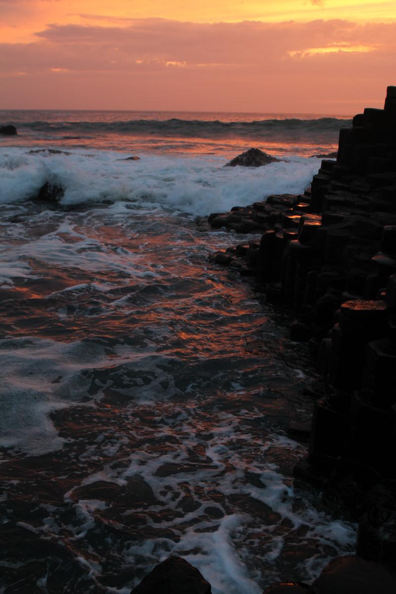 COLOUR - Seascape by John Belshaw (8 marks)