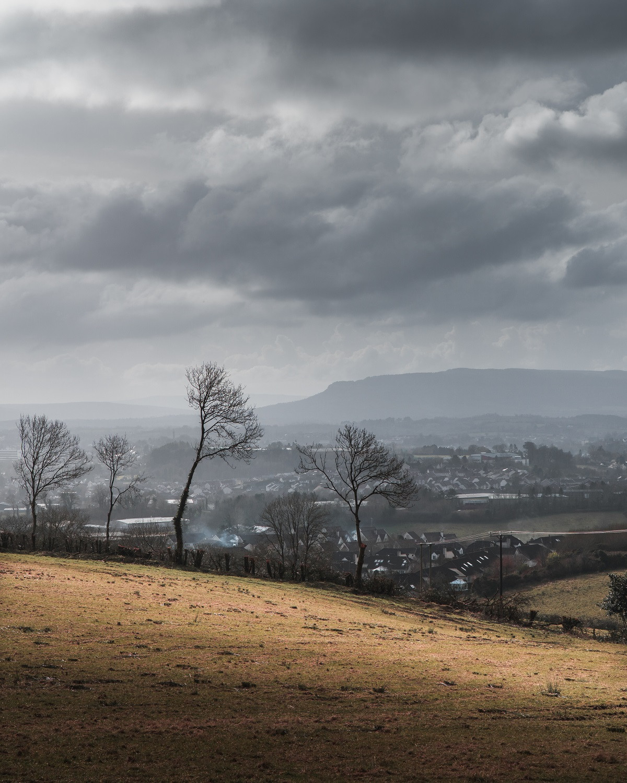 PDI - Moody Hills by Thomas Crudden (8 marks)