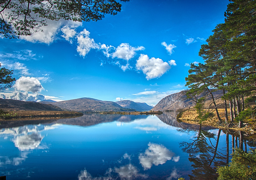 COLOUR - Glenveigh by Phonsie Stewart (9 marks)