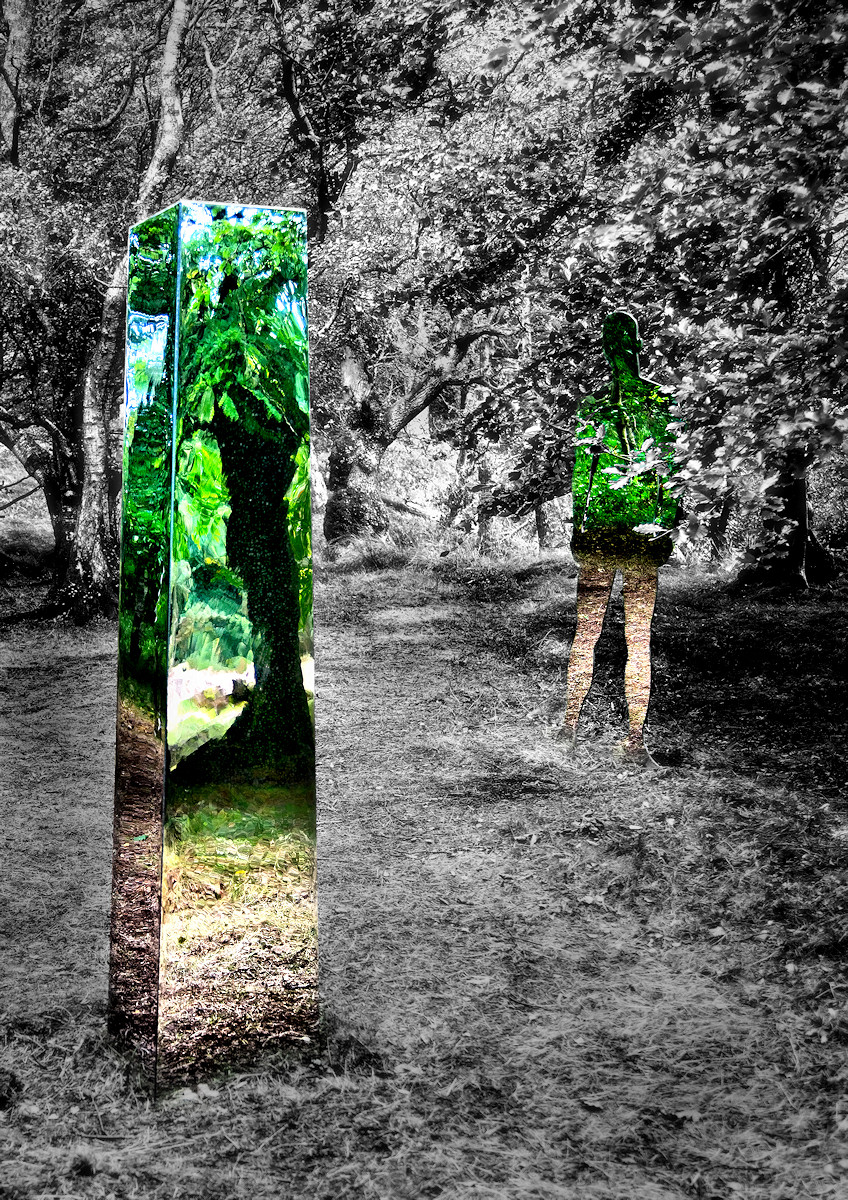 COLOUR - Man in the Mirror - Michael Jackson by Joe Beattie (8 marks)