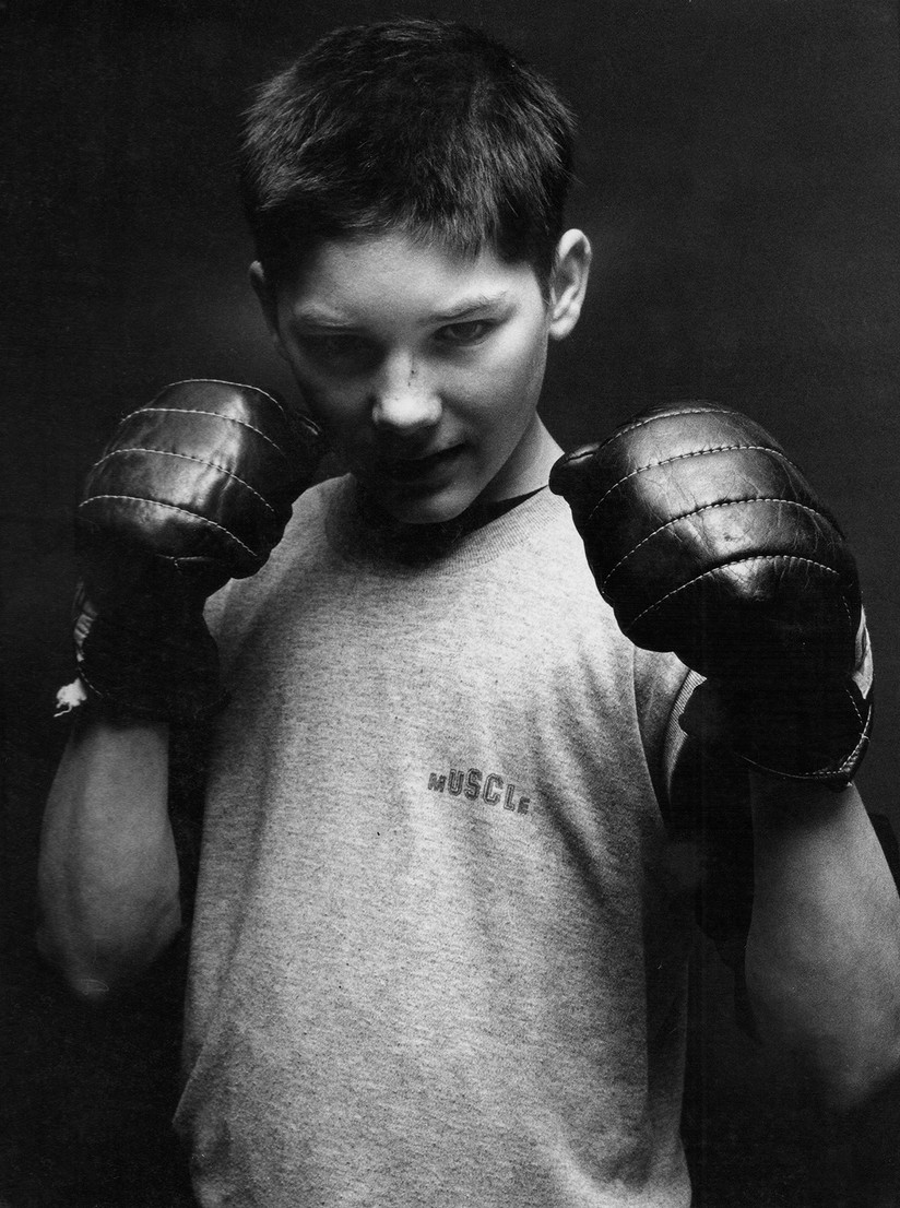 MONO - The Boxer - Simon and Garfunkel by Paul Irwin (10 marks)