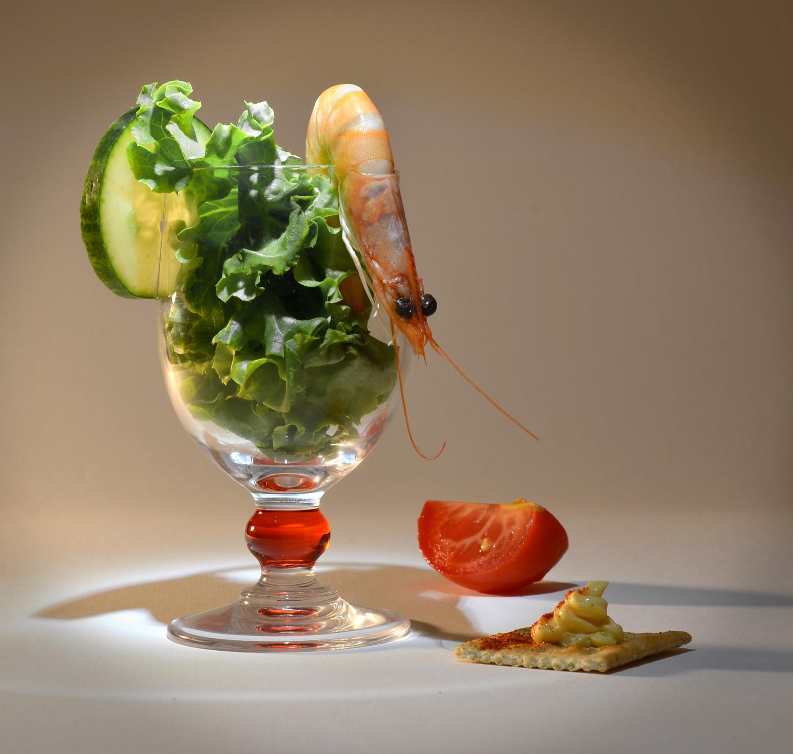PDI - Hungry prawns by Kathy Stewart (undefined marks)